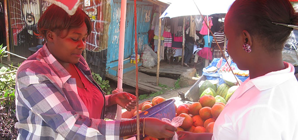 Nutrition-based businesses power lives of HIV-positive Women and Youth